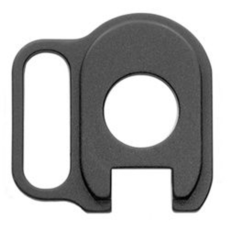 Clyde Armory GG&G Remington 870 Shotgun Receiver End Plate Single Point Sling Attachment (Left Handed) GGG-1129-L