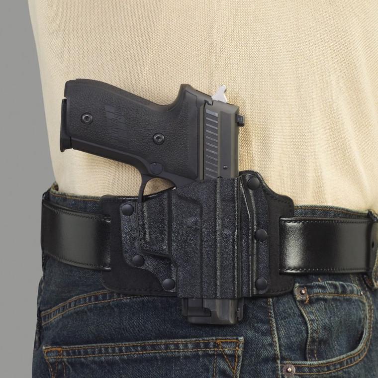Clyde Armory Galco Tac Slide Belt Holster for Glock 22