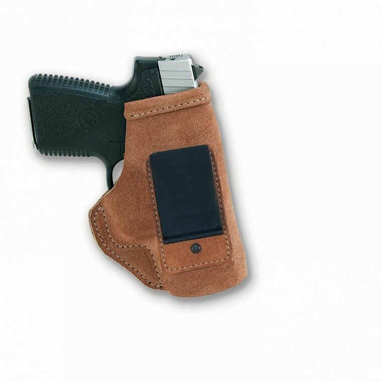 """Clyde Armory Galco Stow-N-Go Inside the Pant Springfield XD 9/40 3"""" RIght Hand"""