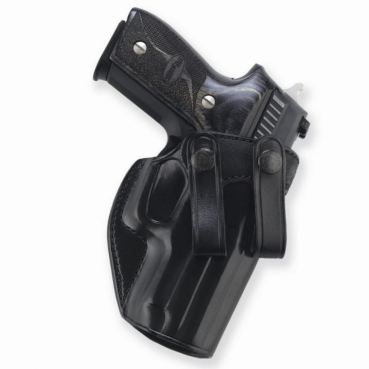 """Clyde Armory Galco Summer Comfort Inside the Pant Holster Colt 4 1/4"""" 1911, Kimber 4"""""""