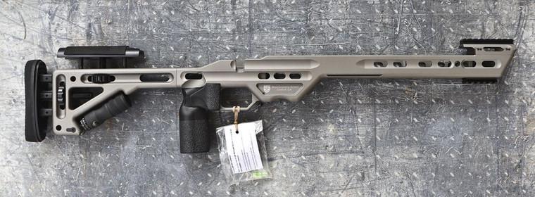 Masterpiece Arms BA Chassis (Tikka, Gunmetal)