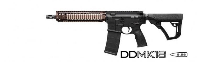Daniel Defense MK18 with DD Furniture (DD-17024)