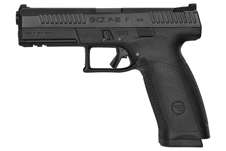 CZ P-10F Optics Ready (95152LE)