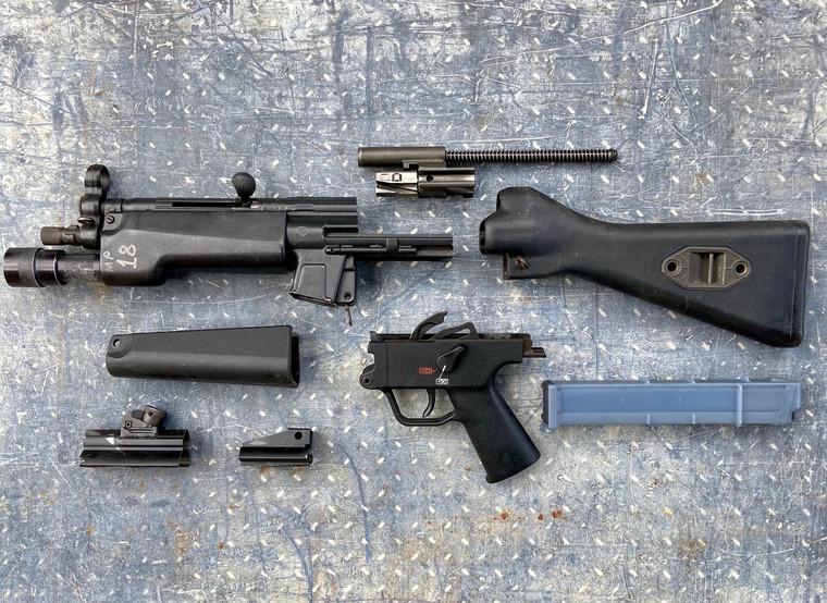 HK MP5/40 A2 SF PARTS KIT