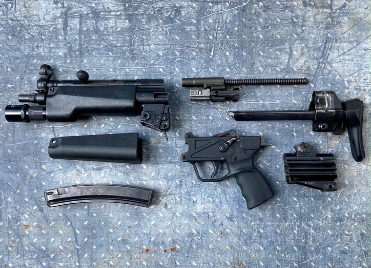 HK MP5A3 SEF