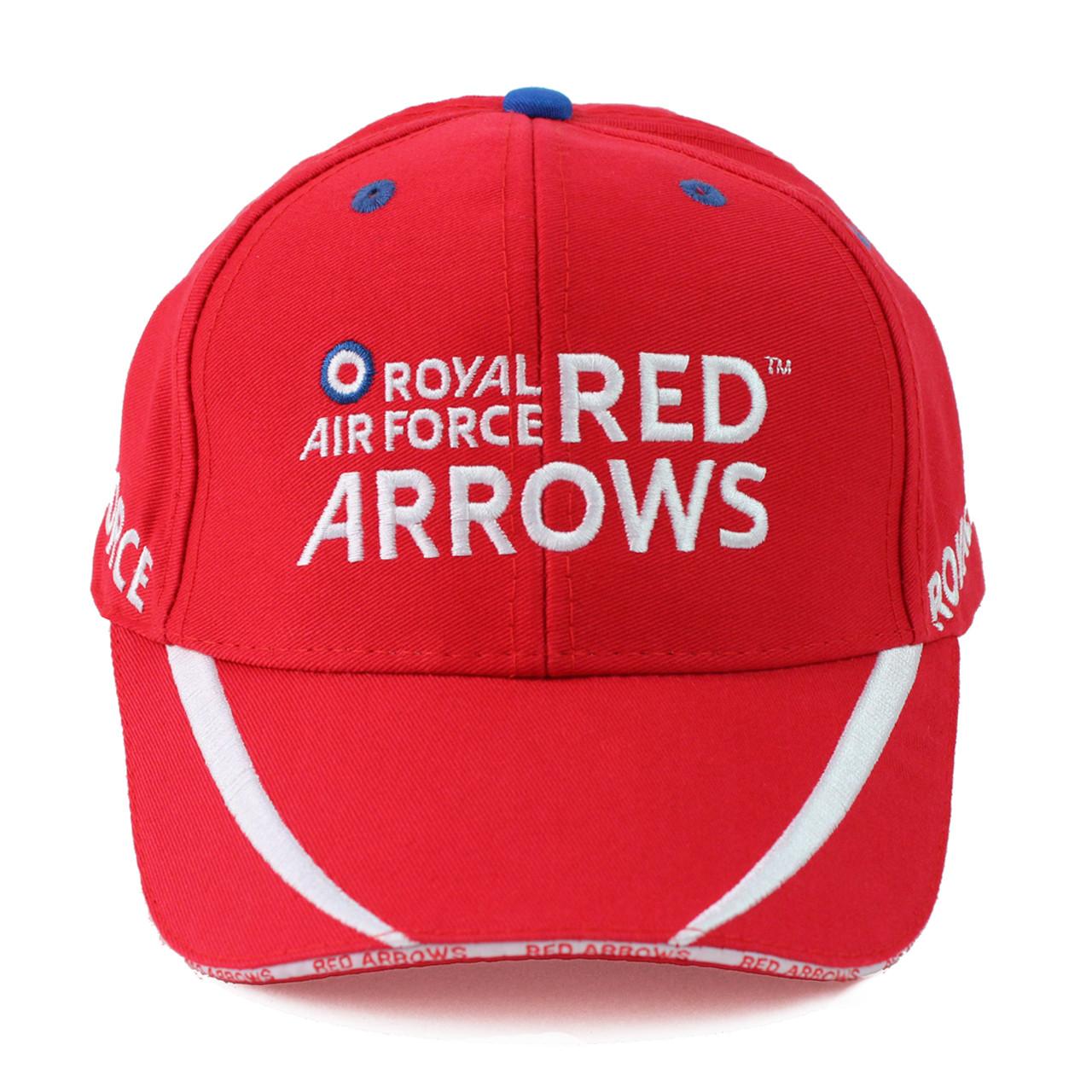 Official Red Arrows Adult Baseball Cap bdf67040bc2