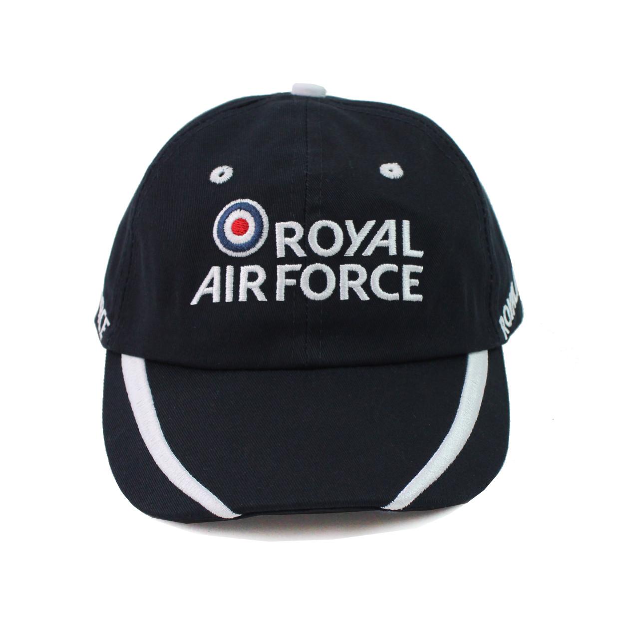 Royal Air Force RAF100 Logo Keyring