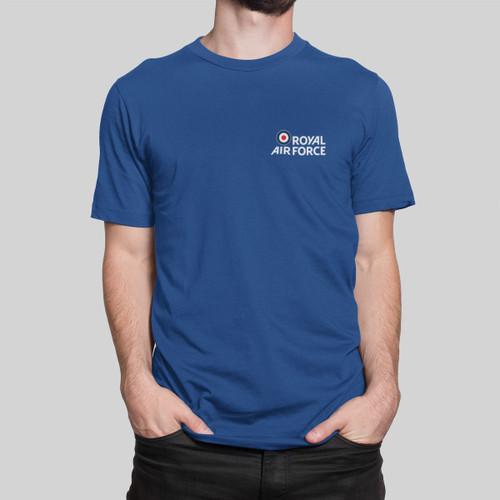 Official RAF 'Royal Air Force' Logo T-Shirt