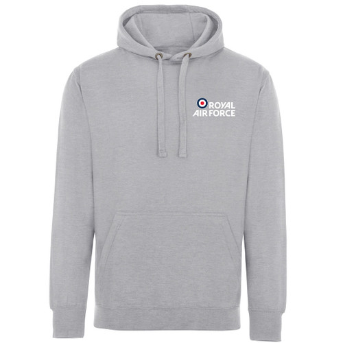 Official Royal Air Force Logo Adult Hoodie