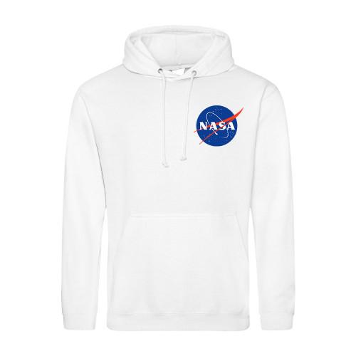 NASA Meatball Logo Hoodie (Left Chest Logo)
