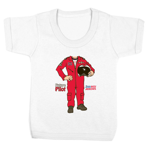 Official Red Arrows 'Future Pilot' Baby T-Shirt