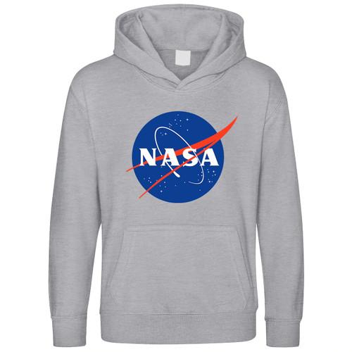 NASA Kids Hoodie Meatball Logo