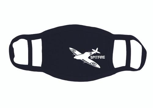 Spitfire Adult Cotton Face Mask
