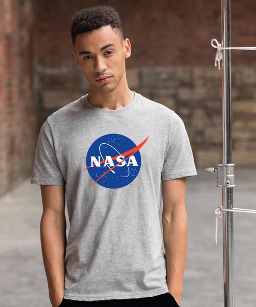 NASA lounge t-shirt and shorts pyjama set