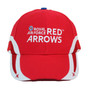 Official Red Arrows Embroidered Plane Cap