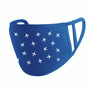 Dotted Planes Adult Cotton Face Mask
