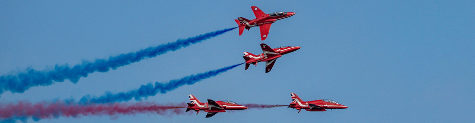 Red Arrows   Where To See Them In 2021