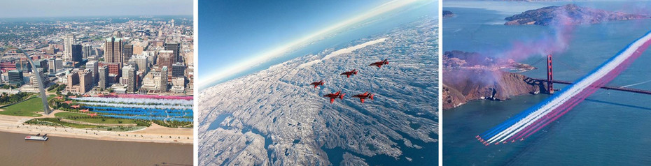 The Ultimate Christmas Guide For Men Who Love Planes! | Red Arrows Christmas Gifts