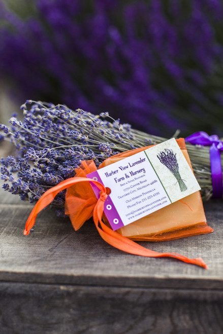 Lavender-Tangerine Bar Soap, 4.5 ounces Buy 5 or more, save $1 each!