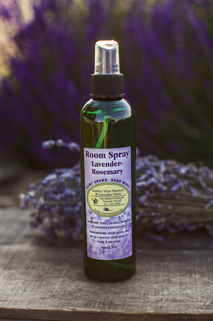Lavender-Rosemary Room Spray, 8 ounces