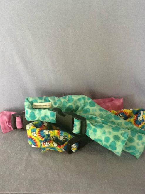 Lavender Dog Collars, S, M, L, XL