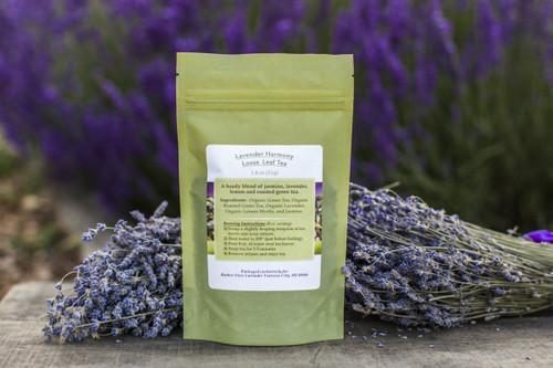 Harmony Loose-Leaf Tea 1.8 ounces (about 15 cups of prepared tea)