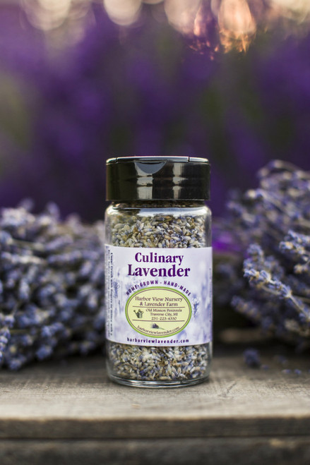 Culilnary Lavender, .75 ounces (about 10 tablespoons)