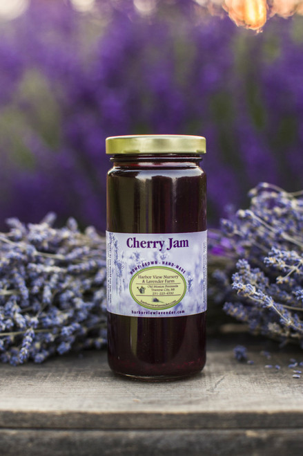Sweet Cherry Jam, 10 ounces