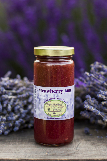 Strawberry Jam, 10 ounces