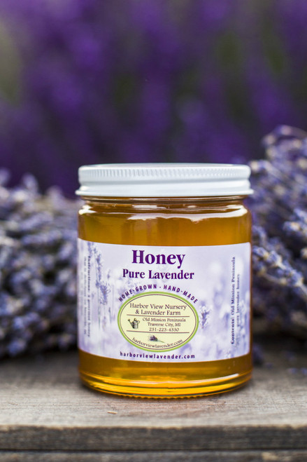 Lavender Honey, 10 ounces