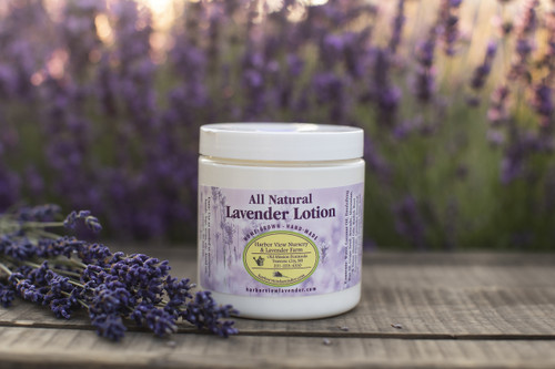 Lotion, All-Natural Lavender