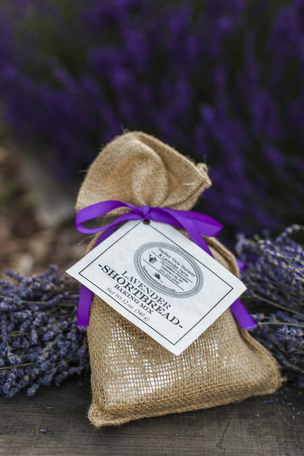 Baking Mix - Lavender Shortbread