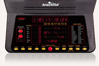 Arachnid Cricket Pro 800 - Out of Box Bottom