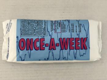 Enjoy Once a Week 1.5lb bag