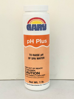 PH Increase 1# - Gary's