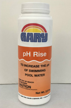 PH Increase 2.5# - Gary's