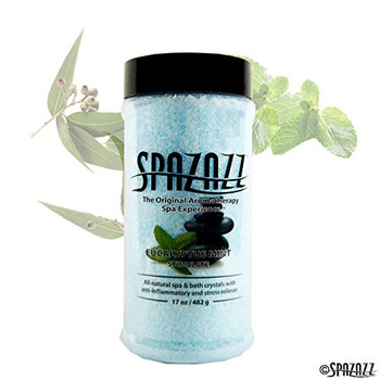 Spazazz - Eucalyptus Mint - In Box