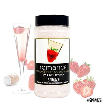 Spazazz - Strawberry - In Box