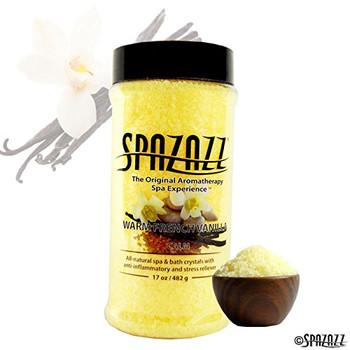 Spazazz French Vanilla - In Box