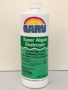 Super Algae Destroyer 1Qt.- Gary's
