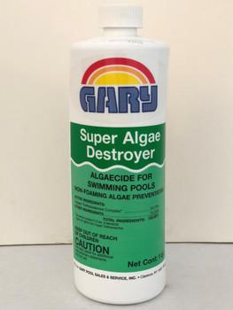 Super Algae Destroyer 1Qt.- Gary's