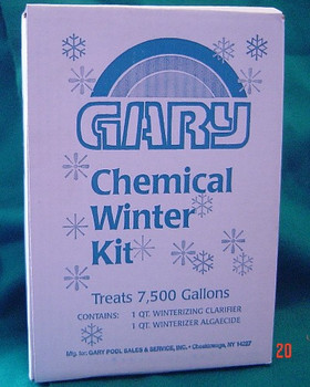 Winter Chemical Kit - In Box
