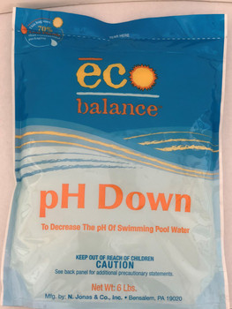 Eco Balance PH Decrease #6 - In Box