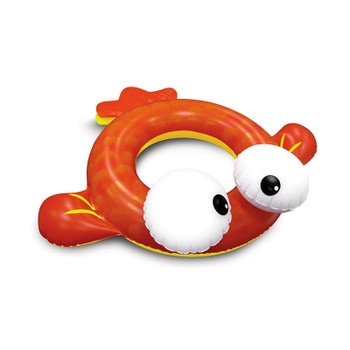 Finley Fish Tube Orange