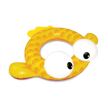 Finley Fish Tube Yellow