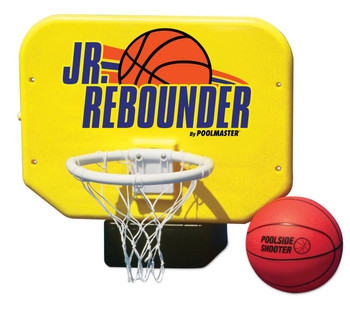 Junior Pro Poolside Basketball Game - Out of Box