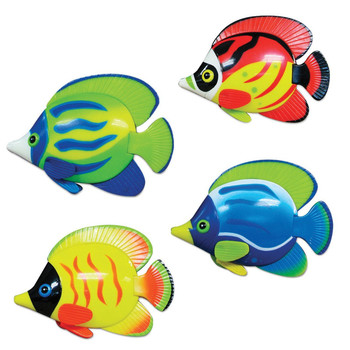 Jumbo Dive 'N' Catch Fish Game - Out of Box