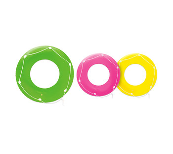 """Neon Frost Swim Tube 47"""" - Out of Box - All"""