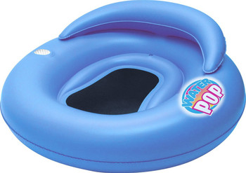 Water Pop Mesh Lounge - Out of Box - Blue