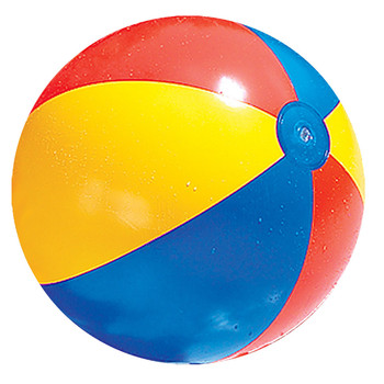 "Swimline 9002 46"" jumbo inflatable beach ball"
